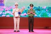 Phó Giám đốc Công an Quảng Ninh được bổ nhiệm Giám đốc Công an Bình Dương