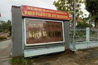 Đề nghị kỷ luật và kỷ luật nhiều sếp cấp huyện tỉnh Bạc Liêu