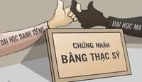 Luật sư nói gì về vụ Chủ tịch quận Hoàng Mai bị tố sử dụng bằng thạc sỹ ĐH quốc tế ma