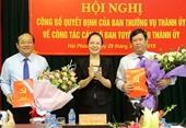 Nhân sự mới Thừa Thiên Huế, Hải Phòng, Thái Bình, Đồng Nai, Gia Lai