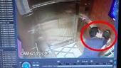 Truy tìm kẻ biến thái sàm sỡ bé gái trong thang máy ở TP HCM