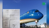 Kỷ luật 2 cán bộ liên quan đến việc xe biển xanh vào sân bay đón vợ Bộ trưởng