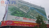 Dự án Khu nhà ở thành phố Oasis bất chấp quy định để bán lúa non