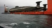 Hé lộ video chưa từng có về siêu tàu ngầm hạt nhân đầu tiên thế giới của Liên Xô