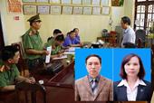 Khởi tố 1 nữ Công an và 2 Phó Giám đốc sở vụ gian lận điểm thi ở Hà Giang