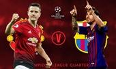 MU đại chiến Barca Solskjaer khổ sở vì Messi
