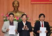 Trưởng Ban Tổ chức Tỉnh ủy giữ chức Phó bí thư Thường trực Quảng Nam