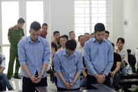 Xử tù nhóm đối tượng trộm chó, hiếp dâm 2 thiếu nữ lúc nửa đêm