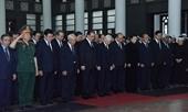 Tổ chức trọng thể Lễ tang đồng chí Đồng Sỹ Nguyễn