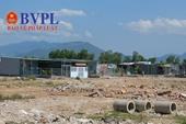 Xây dựng trái phép tại khu quy hoạch TTHC Khánh Hòa Các cấp chính quyền buông lỏng quản lý