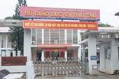 12 thí sinh vụ gian lận điểm thi ở Sơn La là con em ngành giáo dục