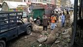 Bom nổ làm rung chuyển chợ trời làm 16 người chết