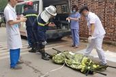 Vụ cháy ở phường Trung Văn Đã tìm thấy 6 thi thể và danh tính 8 nạn nhân