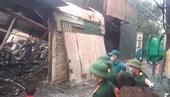 Hà Nội Cháy lớn ở Trung Văn, 8 người chết và mất tích