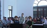 VKSND huyện Bảo Yên phối hợp với Tòa án cùng cấp xét xử rút kinh nghiệm 3 vụ án hình sự