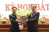 Phê chuẩn Chủ tịch UBND tỉnh Phú Thọ