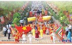 Giỗ Tổ Hùng Vương Cùng hướng về cội nguồn dân tộc