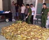 Tin thêm về vụ hàng trăm cảnh sát đánh sập đường dây maphia cực lớn