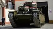 Nga hồi sinh dòng xe tăng khổng lồ từ thế chiến thứ II