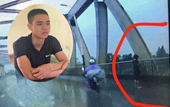 CLIP lời khai của nghi can hiếp dâm nữ sinh nhẩy cầu tự tử ở Bắc Ninh
