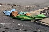 Cô gái đem thi thể mẹ nuôi bỏ vào chiếu vứt tại bãi rác bất ngờ được trả tự do