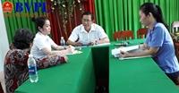 VKSND huyện Giồng Riềng tham gia phiên họp giải quyết khiếu nại trả lại đơn khởi kiện
