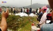 Vụ gần 1 tấn ma túy đá bỏ quên bên vệ đường Tạm giữ 3 đối tượng