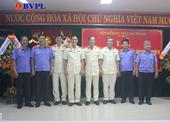 Bổ nhiệm mới nhiều lãnh đạo, quản lý các Viện nghiệp vụ và Văn phòng thuộc VKSND cấp cao tại Đà Nẵng
