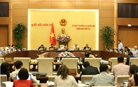 UBTVQH bàn luận quy định 'xoá tư cách chức vụ đã đảm nhận'