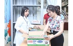 Sữa học đường Hà Nội Quyết liệt làm tốt từ những ngày đầu triển khai