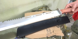 Cảnh sát ráo riết truy tìm chủ nhân lô vũ khí thô sơ khổng lồ ở Lạng Sơn
