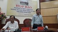 Phóng viên chất vấn nhiều vấn đề nóng tại Thanh Hóa