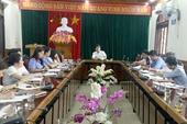 Viện Kiểm sát và Tòa án tỉnh Hà Tĩnh phối hợp tổ chức phiên tòa rút kinh nghiệm