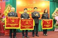 VKSND huyện Phú Vang Xứng đáng với những danh hiệu thi đua