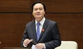 Bộ trưởng Bộ GD ĐT lên tiếng về vụ gian lận thi Hòa Bình, Sơn La, Hà Giang