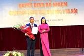 Con trai GS Nguyễn Lân Dũng được bổ nhiệm Giám đốc BV Đại học Y Hà Nội