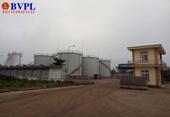 """""""Nguy cơ bom lửa giữa khu dân cư"""" ở Hà Tĩnh Kho xăng dầu từng bị xử phạt"""