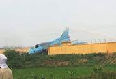 Bộ Quốc phòng thông tin về máy bay Su-22 gặp nạn ở Yên Bái