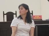 Giảm án kỷ lục cho cựu nữ Tổng giám đốc Công ty Khoáng sản Luyện kim Hà Nội