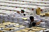 130 nhân viên kiểm phiếu, cảnh sát Indonesia chết vì kiệt sức sau bầu cử