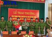Quảng Bình Thưởng nóng chuyên án rừng Phong Nha - Kẻ Bàng bị xẻ thịt