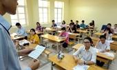 Công bố 63 cụm thi và các trường đại học chấm trắc nghiệm kỳ thi THPT quốc gia 2019