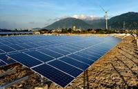 Chính thức vận hành 2 tổ hợp điện gió, điện mặt trời quy mô lớn