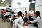 Các trường tiểu học tại Ninh Thuận dừng tiếp nhận sữa tài trợ sau sự cố 44 học sinh bị ngộ độc