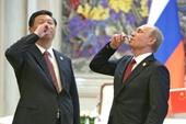 Chủ tịch Tập Cận Bình gọi Tổng thống Putin là bạn thân nhất