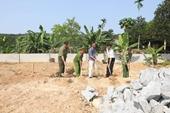 Xây dựng nhà tình nghĩa tặng gia đình giáo dân có hoàn cảnh đặc biệt khó khăn