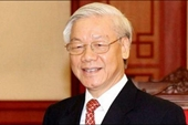 Tổng Bí thư, Chủ tịch nước Nguyễn Phú Trọng gửi điện mừng Quốc khánh 4 nước