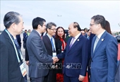 Thủ tướng kết thúc tốt đẹp chuyến tham dự Diễn đàn cấp cao hợp tác quốc tế Vành đai và Con đường lần thứ hai