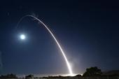 """Mỹ khai hỏa siêu tên lửa hạt nhân Minuteman III giữa lúc """"nước sôi, lửa bỏng"""""""