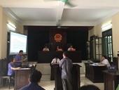 """VKSND huyện Chợ Mới Tổ chức phiên tòa rút kinh nghiệm, thực hiện """"số hóa hồ sơ vụ án"""""""